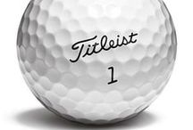 "Titleist / The name Titleist is derived from the word ""titlist"", which means ""title holder"". Several marketing mottos have been promoted for the Titleist brand, including ""The #1 ball in golf"", ""Serious clubs for serious golfers"", ""It's not how you mark your golf ball, it's how you mark your Titleist""."