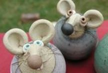 Clay Projects / by Jennifer Hayne