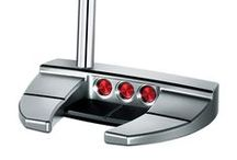 Golf Discount: The Ultimate Putter Collection / When standing over an important putt, it's key for you to have confidence in your putter, knowing the head shape fits your eye and the head specifications fit your stroke. At GolfDiscount.com, we offer a huge selection of models, including blade, mallet, 2-Ball putters, mid, long, and everything in between - with designs from all the major manufacturers and putter designers, ensuring you'll be sure to find a flat stick that fits your game.