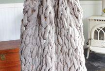 Do It Myself: Crocheting and Knitting / by Lauren Matakas