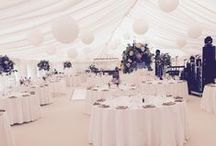 Venue Set-ups / Beautiful Venues/ Table Setup Ideas that we work with