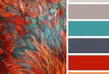 Color palettes / Ideas for coloring