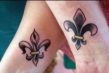 Fleur de lis tattoo / Everything about fleur de lis tattoo