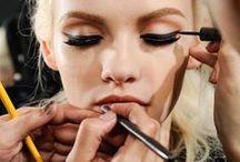 Backstage Beauty / Model Behavior  / by Beauty Binge