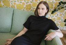 The Timeless Editorial / Editorial shoot for Marimekko second hand Photos: Jonne Heinonen Model: Unni Leino Clothing: WST / Marimekko second hand