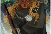 THRONE OF GLASS / Yet another book that destroyed my life.
