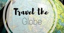 Travel the Globe / This board encourages mindful travel through photos, stories, and tips.   If you'd like to be a contributor, follow my page, yellowscarf04, and send me a message. Happy travels!