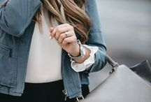 d e t a i l s . / a collection of our favorite details and accessories from BECKLEY bloggers