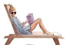 Llegir / De tot i més sobre llibres i lectura / by Laura Rubio