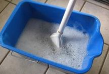 Cleaning: Cleanliness is next to Godliness