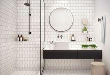INTERIOR DESIGN Bathroom / Badrum / by Camilla Callenmark