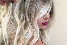 Hair :-p