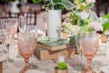 Wedding - Bridal Shower Ideas / Bridal shower ideas / by Stacy Ludden