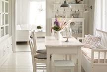 INTERIOR DESIGN Kitchen & dining / Kök och matplats