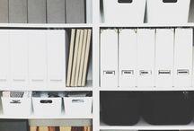 ORGANISE / organize ordning och reda