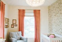 Home Decor - Nursery / by Stacy Ludden