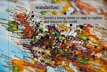 Travel: Oh the places you'll go...