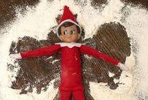 Holiday: Elf on a Shelf