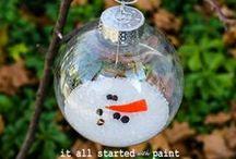 Crafts: DIY Ornaments