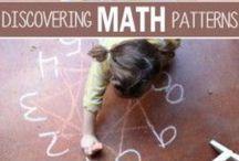 Maths ideas / by Amanda Passau