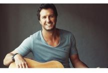 Luke Bryan. / by Christina Dancy