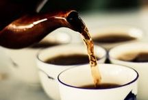 COFFEE'n TEA / Don't need Yoga, don't need meditation to relax. Just need a cup of coffee or tea. / by An MiBa