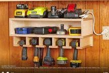 House & Home: Organization - Garage
