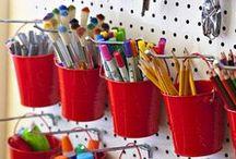 Crafts: Organization