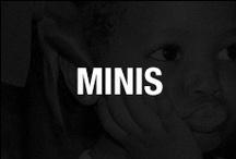 | Minis / by Alicia Fairclough