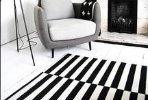 IKEA Stockholm rug / by Camilla Callenmark