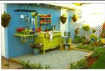 Potting Stations / by Donna Wilkes