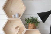 DIY wood / by Camilla Callenmark