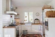 Cocinas que me encantan / La cocina es uno de los lugares más importante de la casa. Y cuando son lindas...