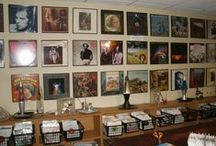 Vinyl Records / Record collections.  I am a vinyl junkie! / by Susan Kraner
