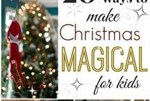Christmas Tradition Ideas / by Maria Gagliano
