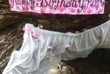 Bella's 3rd birthday - Fairy party