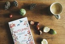Autumn / Autumn, fall, season, leaves, trees, harvest, fruit, preserves, cakes, crumbles, misty mornings.