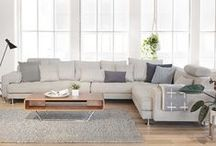 Living Room Furniture / Living Room Furniture From Dania Furniture Co.  Blending The Timeless Tradition