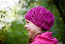 Lovely FOs / Some of my favorite things you've made from my knitting patterns