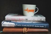 Books & Coffee / Beautiful pictures of books and coffee.