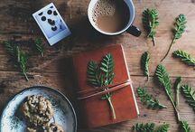 recipe journals / Journals, writing, recipes.