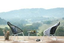 Outdoor Furniture / Dania Furniture Co. Outdoor Furniture Collection.  Blending The Timeless Tradition Of