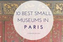 Museums around the world / The must visit museums around the world.