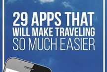 Travel Apps / The best travel apps and advice for using your electronics abroad.
