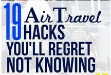 Travel tips and hacks / Easy tips and hacks that will make traveling easier.