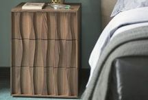 Tranquil Bedrooms / Beds, bedside tables, wardrobes, chest of drawers & dressing tables - we have hand-picked a varity of different styles from some of the worlds most well-established brands.