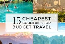 Traveling on a Budget / How and where to travel if you are on a budget