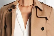 Coat &Trench (Style Inspiration)