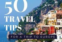 Travel in Europe / Where to go and what to do in Europe.