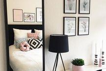 Inspiração para quartos | Room Inspiration